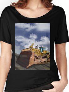 Catapillar D11R Women's Relaxed Fit T-Shirt