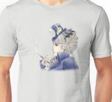 Blue Smoke Unisex T-Shirt