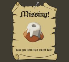 Where is my sweet roll? by ueli