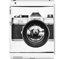 The Camera Age iPad Case/Skin
