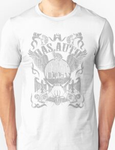 Machina Attire - Volkswagen Art (Grey) T-Shirt