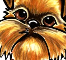 Brussels Griffon :: Its All About Me Sticker