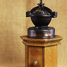 Coffee grinder by Falko Follert