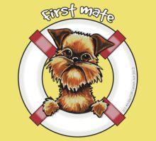 Brussels Griffon :: First Mate Kids Clothes