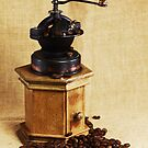 Coffee grinder by Falko Follert