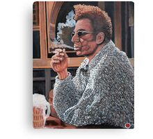 Here's to Feeling Good All the Time Canvas Print