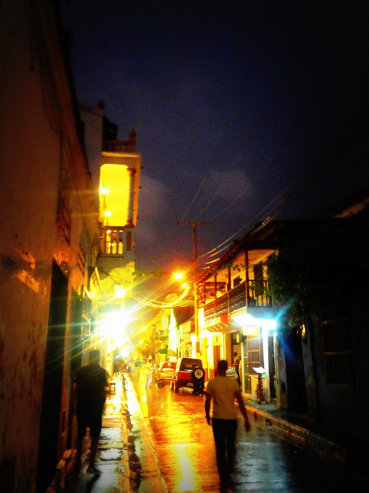 Las calles by Beclund
