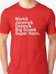 Peep Show Unisex T-Shirt