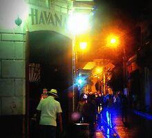 The Havana club by Beclund