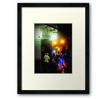 The Havana club Framed Print