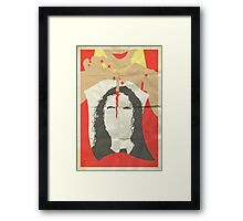 The Room - You Are Tearing Me Apart Lisa! Framed Print