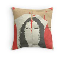 The Room - You Are Tearing Me Apart Lisa! Throw Pillow