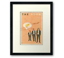 The Room - Cheep Cheep Cheep Framed Print