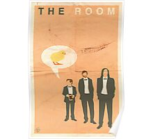 The Room - Cheep Cheep Cheep Poster