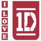 I Love One Direction by Hema-Sama