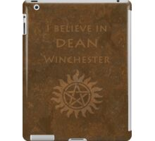 The Greatest Hunter iPad Case/Skin