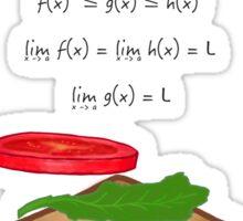 Sandwich Rule Sticker