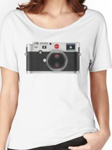 Leica M (Typ 240) - Horizontal Women's Relaxed Fit T-Shirt
