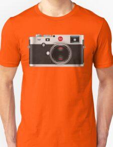 Leica M (Typ 240) - Horizontal Unisex T-Shirt