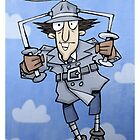 Inspector Gadget by pickledjo