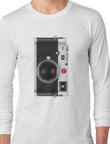 Leica M (Typ 240) - Vertical Long Sleeve T-Shirt