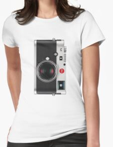 Leica M (Typ 240) - Vertical Womens Fitted T-Shirt