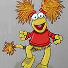 Fraggle Rock, Red by pickledjo