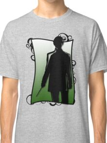 A Slytherin Silhouette Classic T-Shirt