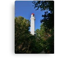 Aireys Inlet - Red Cap Canvas Print