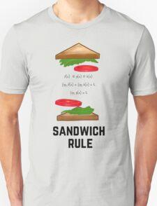 Sandwich Rule T-Shirt