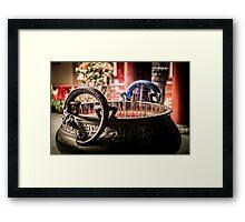 Joss Framed Print