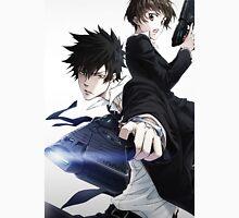Psycho pass / Tsunemori Akane and Kougami Shinya Unisex T-Shirt