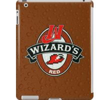 Wizard's Red iPad Case/Skin