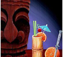 Blood Orange by Tiki King