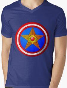 Starmerica  Mens V-Neck T-Shirt