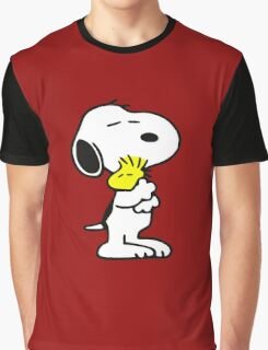 snoopy&woodstock Graphic T-Shirt