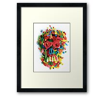 Death and Tooth Decay Framed Print