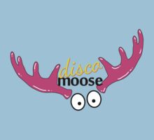 Disco Moose by Elvedee