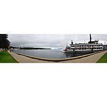 Lake George NY Pano  Photographic Print