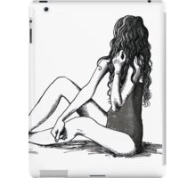 Ink Pose iPad Case/Skin