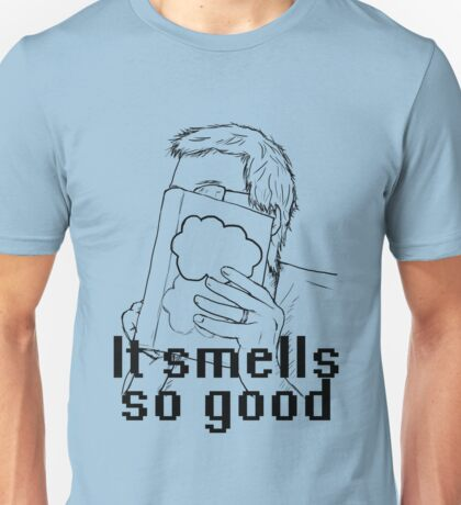 It Smells So Good #1 - John Green Unisex T-Shirt