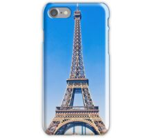 Eiffel Tower in Paris, France iPhone Case/Skin