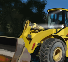 New Holland LW230B Wheel Loader Sticker