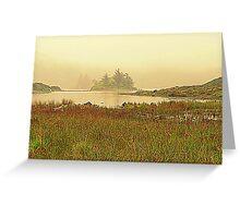 Irish Mist Greeting Card