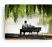 Time Flies By Canvas Print