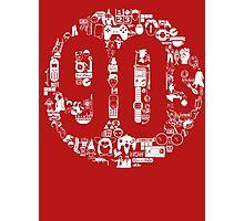 90s nostalgia trip 1990s Photographic Print