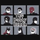 The Batty Bunch by Snellby