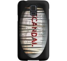 Scandal Shredder Samsung Galaxy Case/Skin