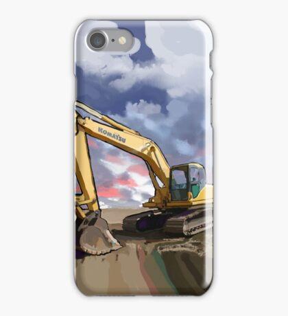 Komatsu iPhone Case/Skin