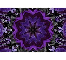 Lavender Love Photographic Print